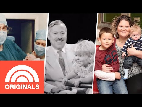 First 'Test Tube Baby' Louise Brown Turns 40: A Look Back | TODAY