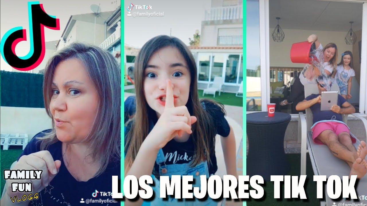 LOS MEJORES TIK TOK DEL VERANO!! 🌞 Verano Family fun vlogs
