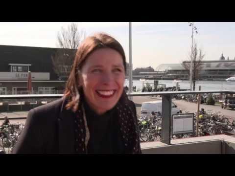 Amsterdam  Terug aan het IJ
