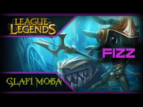 видео: league of legends guide fizz - Гайд Физз Лига Легенд (lol)