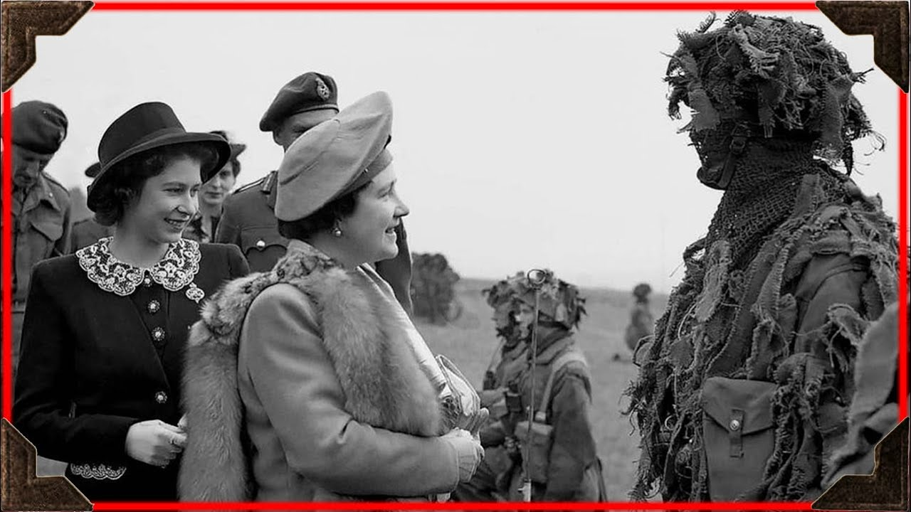 Download 43 UNSEEN PHOTOS&VIDEOS OF BRITISH & COMMONWEALTH FORCES FROM WORLD WAR II PART 1