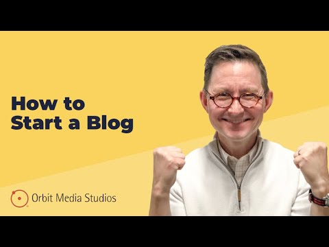 How to Start a Blog: The Beginner's Guide to Content Marketing