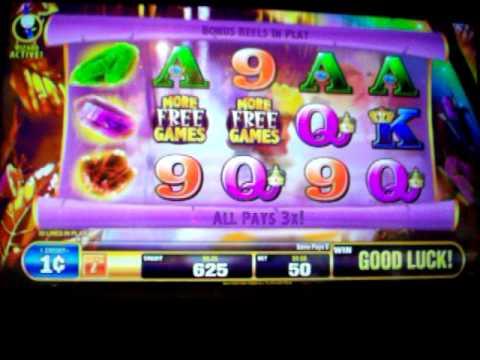 Cash Wizard Slot Machine Locations