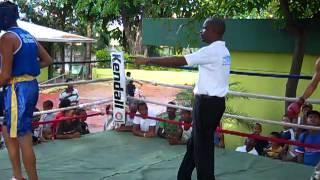 Boxeo Juegos Los Mina 19 Octubre