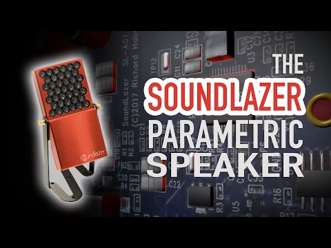 Soundlazer.com - The Open Source Directional Parametric Speaker