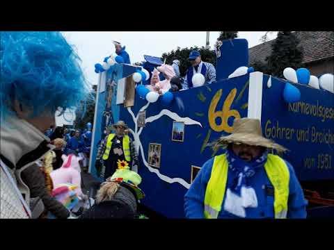 Karneval in Deutschland 2018 (Video № 3)