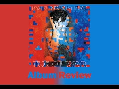 Paul McCartney Tug Of War Album Review