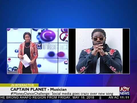 #MoneyDanceChallenge - Joy News Interactive (18-5-18)
