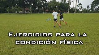 Cómo tener más condiciones en el fútbol | Ejercicios para la condición física en el fútbol