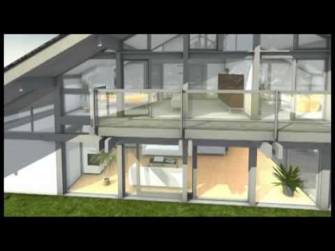 huf haus art 5 grey youtube. Black Bedroom Furniture Sets. Home Design Ideas