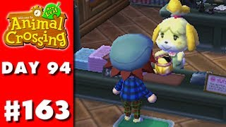 Animal Crossing: New Leaf - Part 163 - Golden Can (Nintendo 3DS Gameplay Walkthrough Day 94)