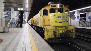 韓国鉄道旅行7 韓国の観光列車に乗ってきました!