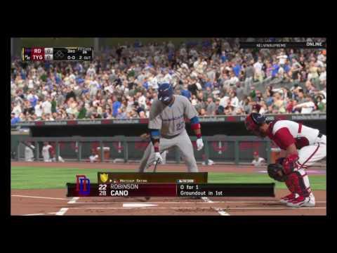 MLB TheShow16 Puerto Rico vs. Dominican Republic (WBC 2017)