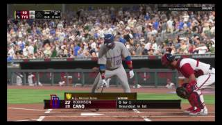 MLB TheShow16 Puerto Rico vs. Dominican Republic (WBC 2017)