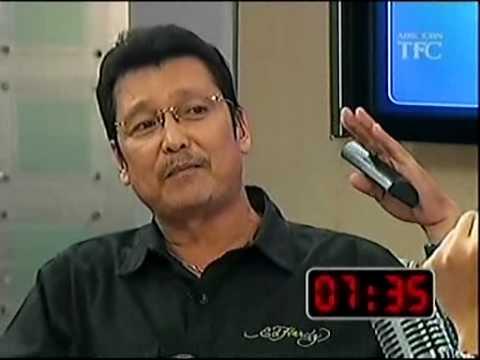 Sen. Lito Lapid interview