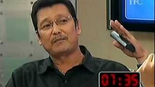 Sen. Lito Lapid interview