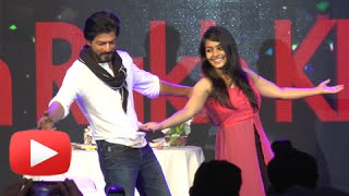 Shahrukh Khan Celebrates His 50th Birthday - Media Interaction PART 2