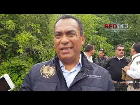 VIDEO FGE y FGR recuperan los 4 cadáveres del helicóptero caído en Villa Madero