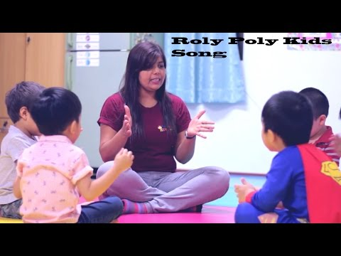 Circle Time Roly Poly Song