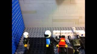 Lego zombie война против тьмы серия 3