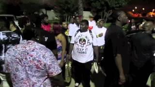Black Orchid Dallas Fight