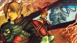 Street Fighter X Tekken Arcade Mode Lars and Alisa