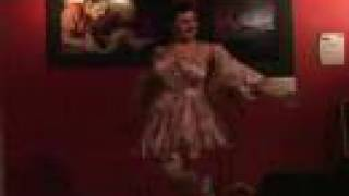Miss Mitzy Cream Burlesque promo