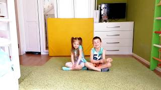 Челлендж НЕ МОИМИ НОГАМИ  Смешное видео Not My Legs Challenge   3