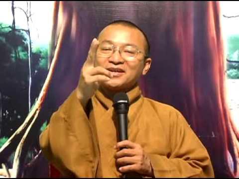 Kinh Trung Bộ 118 (Kinh Quán Niệm Hơi Thở) - Mười sáu hơi thở (21/12/2008)