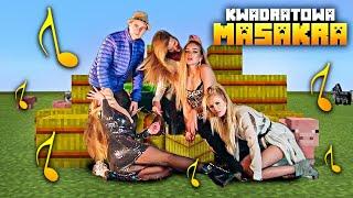 KWADRATOWA (Disco Marek - KUKURYDZA Kwadratowa Masakra piosenka Minecraft PARODIA)