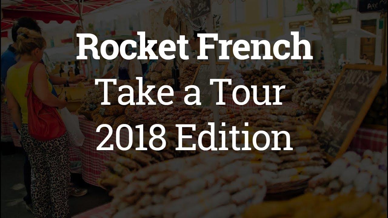 rocket french take a tour review 2018 edition
