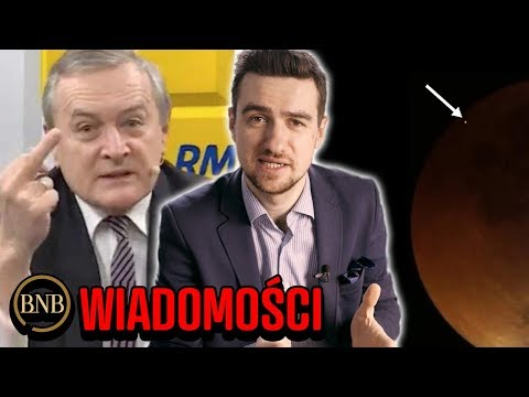 Gliński NIE WYTRZYMAŁ! Ukraina ZALAŁA Polskę, Meteoryt UDERZYŁ w Księżyc | WIADOMOŚCI