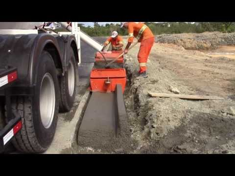 Extrusoras de Perfis de Concreto IMB Brasil