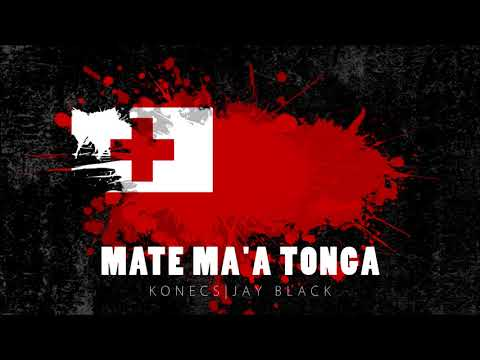 Konecs X Jay Black - Mate Ma'a Tonga