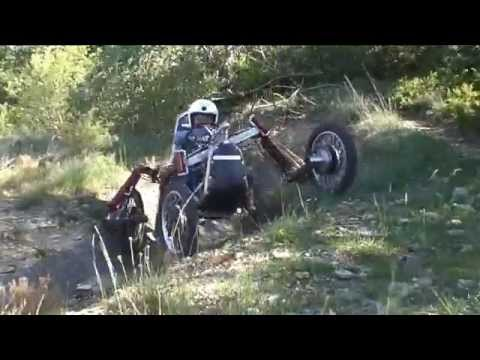 Swincar ESpider  Extreme OffRoad