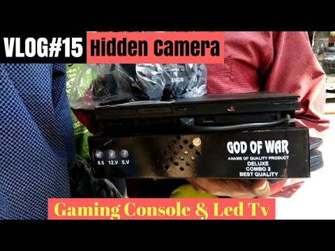 Gaming consoles & Led Tv with prices -  Delhi Vlogs