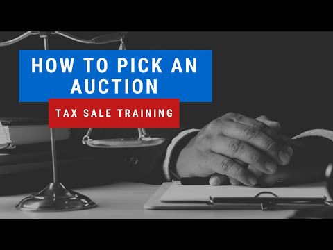 Tax Liens & Tax Deeds Tutorial: How to pick the right State?