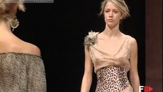 COCCAPANI Full Show Spring Summer 2002 Milan by Fashion Channel