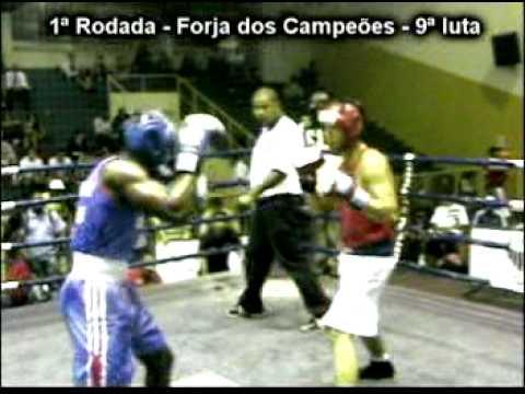1ª Rodada - Forja os Campeões 2009 - Luta 09