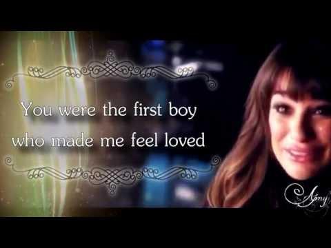 «You broke my heart and I still love you..» {Multifandom}