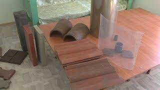 видео Утилизация отходов производства строительных материалов.