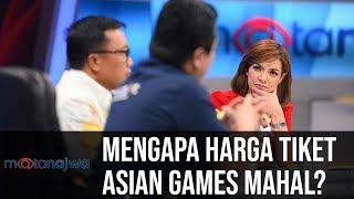 Download Video Mata Najwa Part 7 - Demi Asian Games: Mengapa Harga Tiket Asian Games Mahal? MP3 3GP MP4