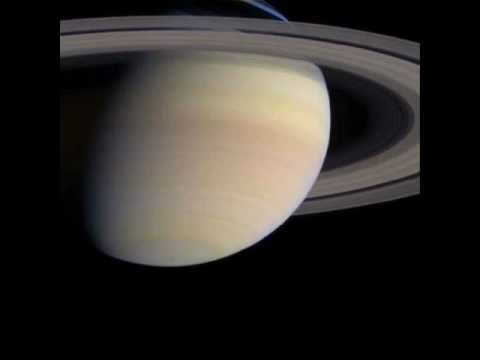 Saturn II The complet collection of the Planets sounds records , Nasa Voyager .