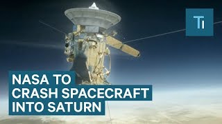Download NASA is about to destroy a $3.26 billion spacecraft by flying it into Saturn Mp3 and Videos