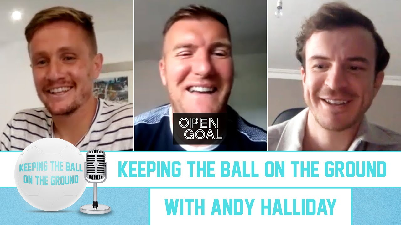 Keeping the Ball on the Ground | w/ Andy Halliday, Neilson to Hearts, Celtic GKs, Rangers Signings