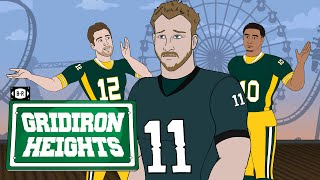 QBs and Their Backups Are Riding the Tunnel of Jordan Love | Gridiron Heights S5E5