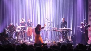 Nouvelle Vague 'Escape Myself' - Live at The Regent Theater, Los Angeles (04.01.17)