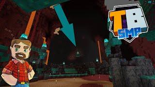 A House In Slack's Base!- Truly Bedrock SMP Season 2! - Episode 57
