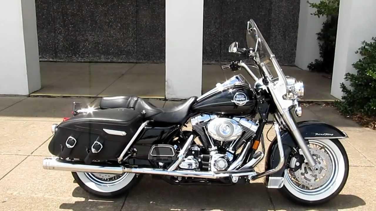 Harley Davidson Road King Custom For Sale