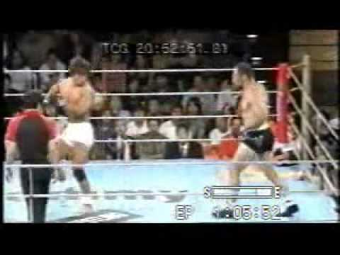 Some of Tim Lajcik's old fights